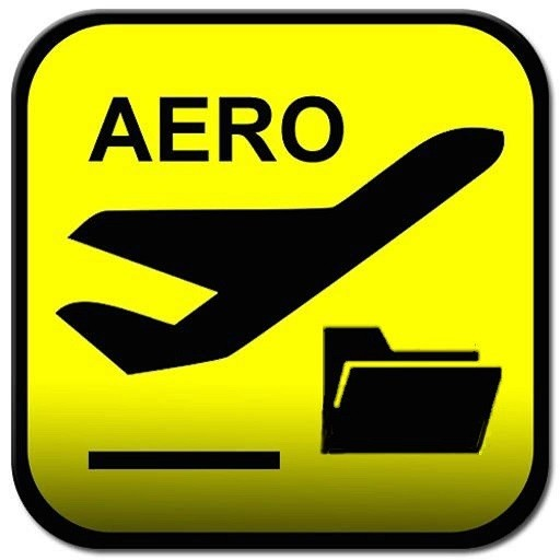 Aircraft Log Icon